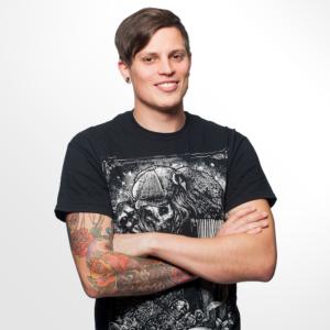 Steven Megerle - Mediengestalter, Wittlich