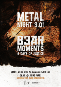 Poster, Flyer und Konzertplakate für SVPPORT