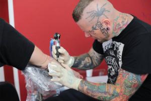 Webdesign für Freaky Colours Tattoo, Schweich