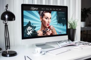Stigma Piercing & Tattoo, WordPress Design und Entwicklung
