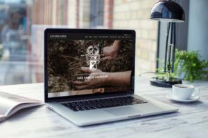 Weingut Loescher Erben, Webdesign und WordPress Entwicklung