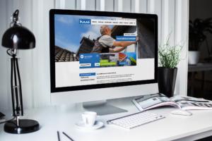 Bedachungen Haag, Webdesign und WordPress Entwicklung