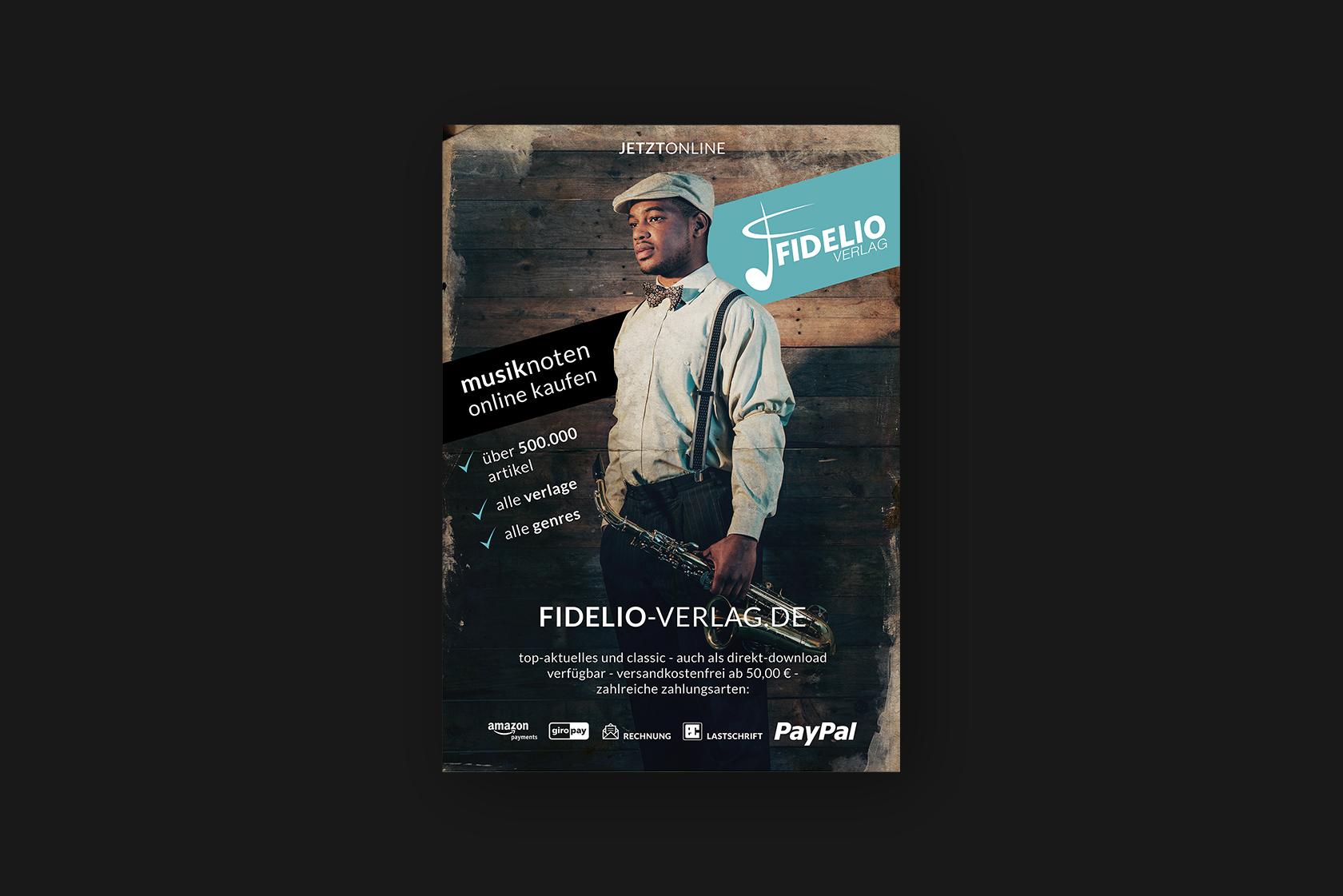 Poster von Fidelio