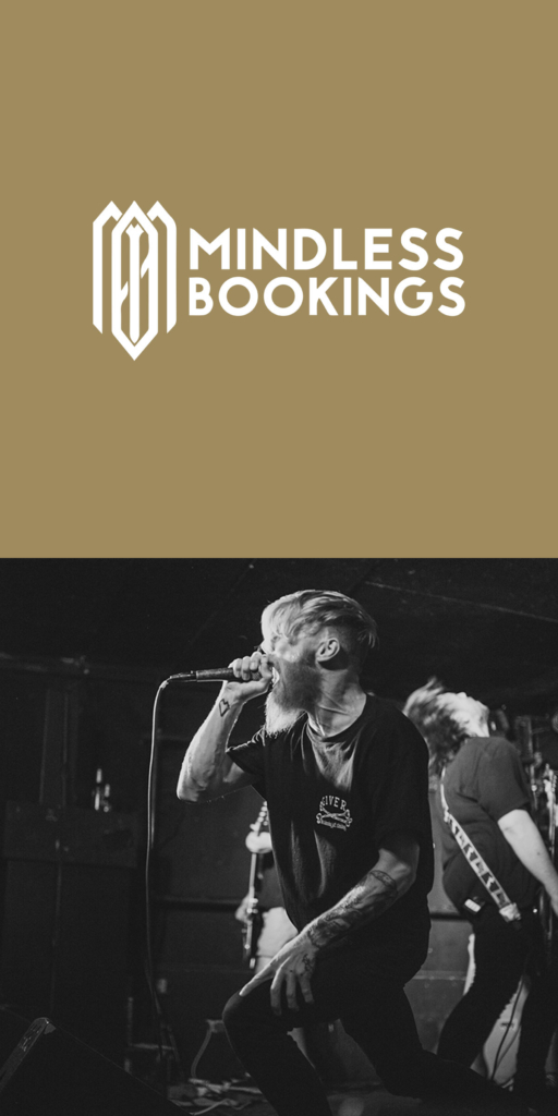 Mindless Bookings - Booking Agency