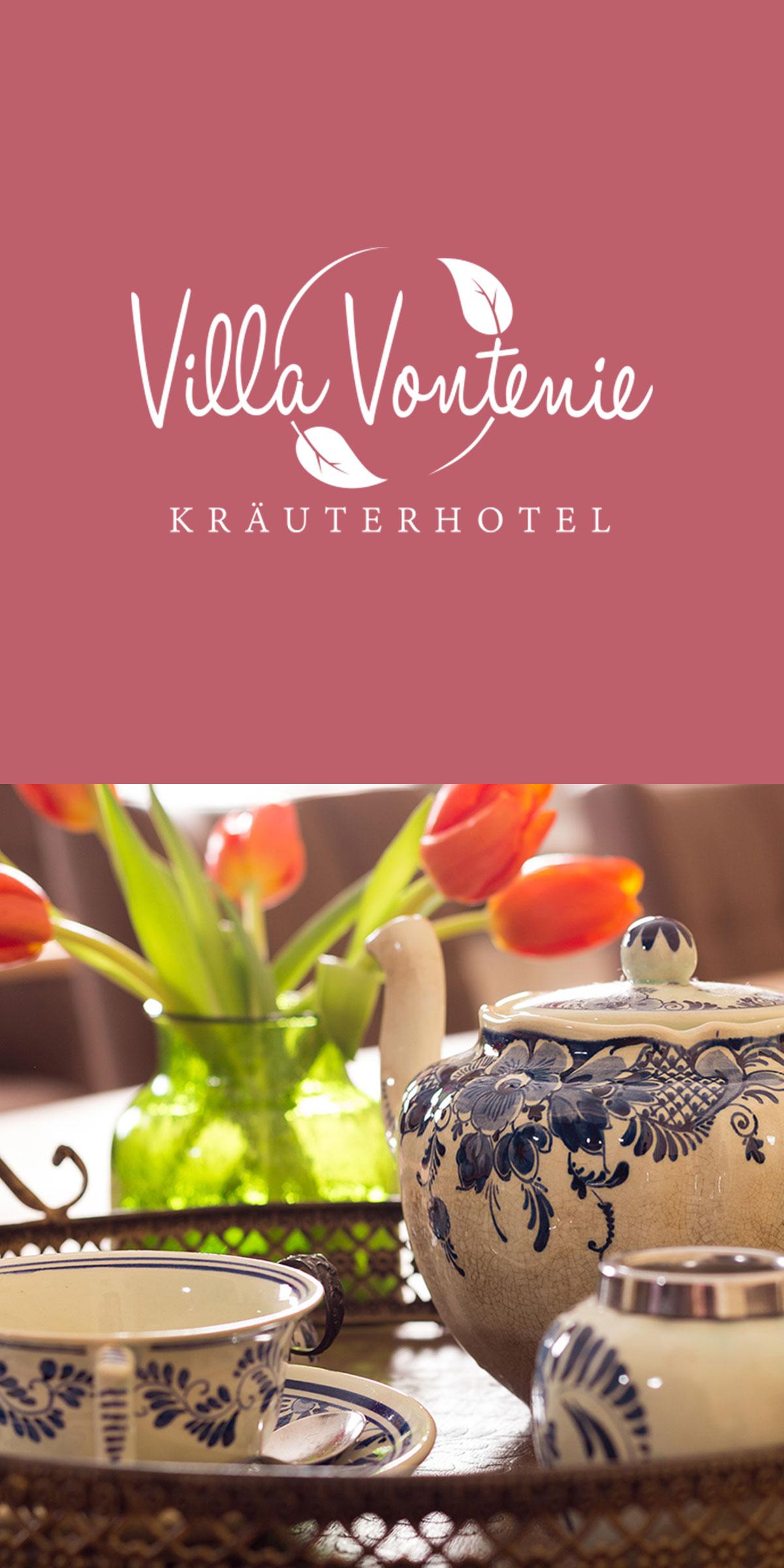 Villa Vontenie - Das Kräuterhotel