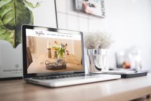 Webdesign und Entwicklung für Villa Vontenie