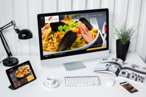 Webdesign für Tapavino & El Tilos