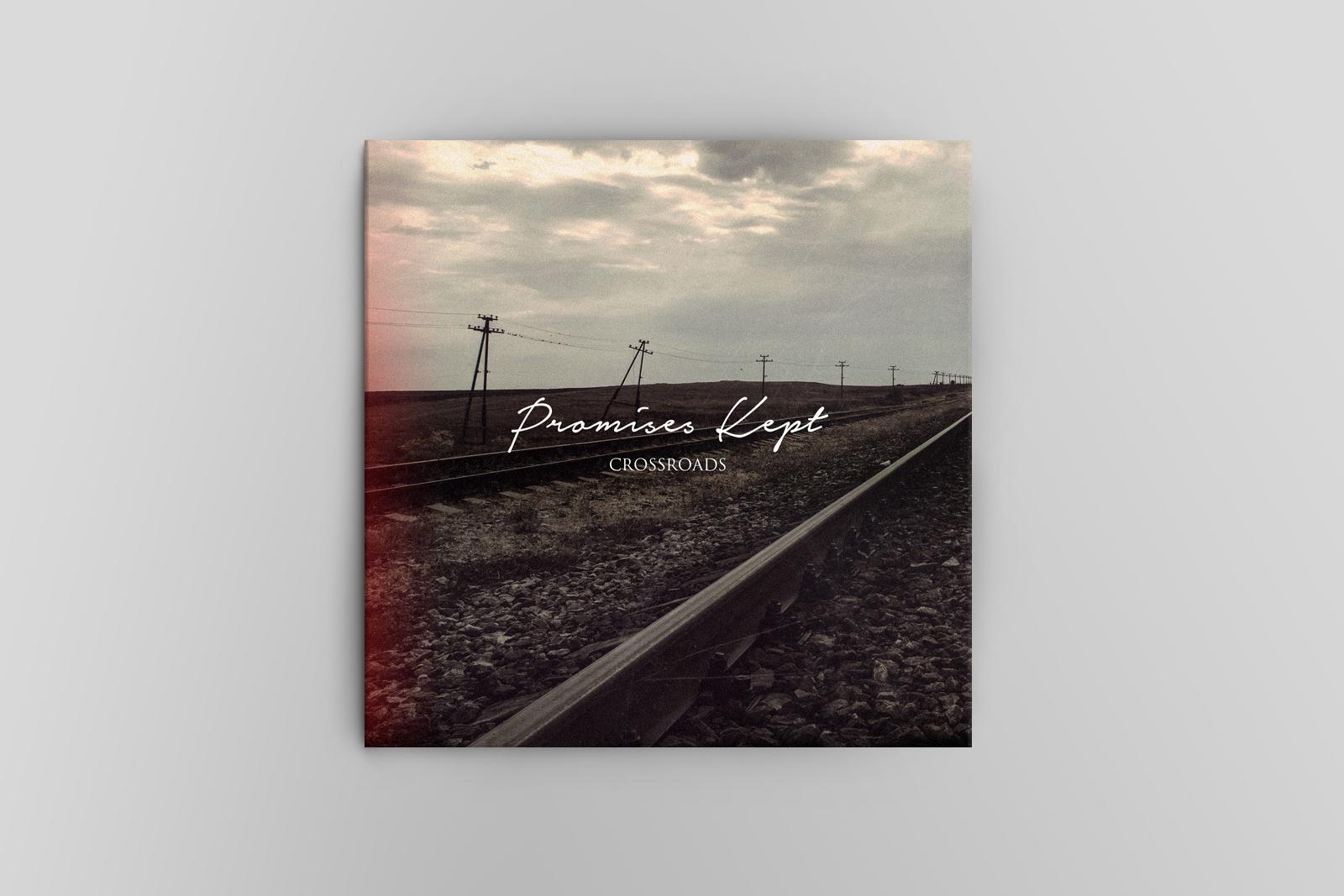 Promises Kept, CD Artwork, Crossroads