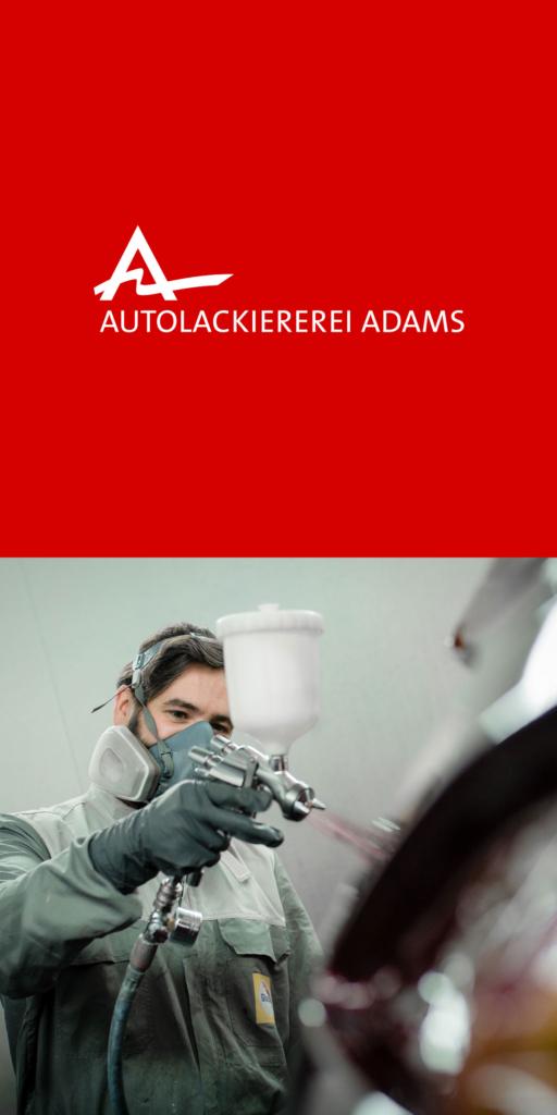 Autolackiererei Adams - Die Lackiererei in Mülheim an der Mosel