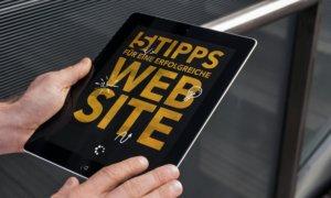 Tipps für eine erfolgreiche Website von new media labs