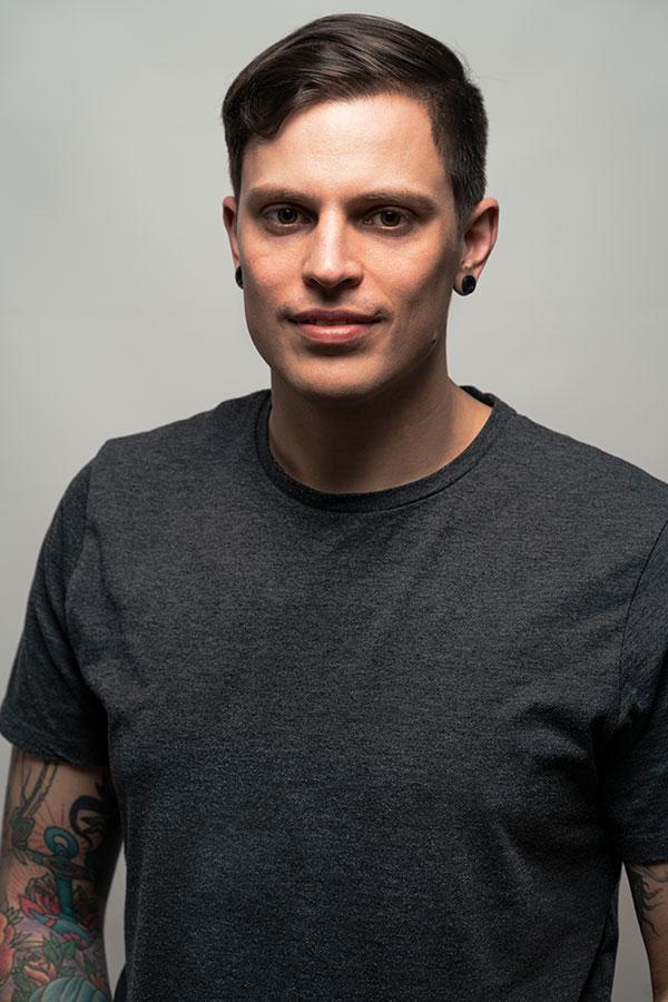 Steven Megerle - Inhaber, Designer und Webentwickler