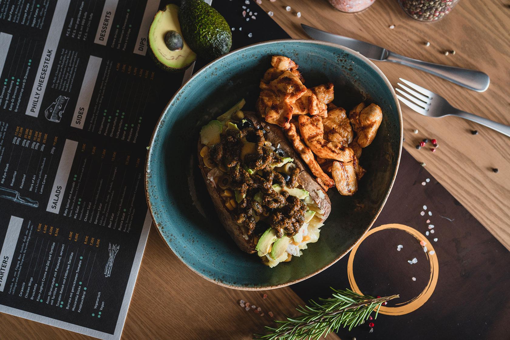 Website und Food Fotos für Artisst in Wittlich