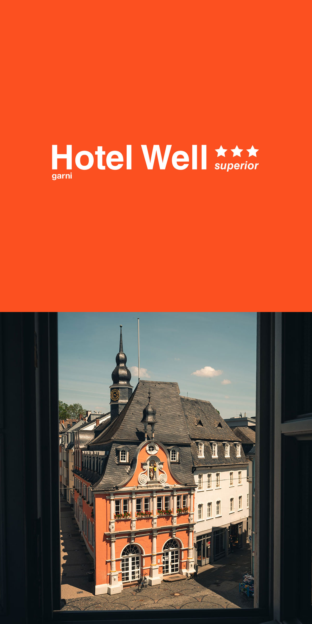 Hotel Well - Hotel in Wittlich