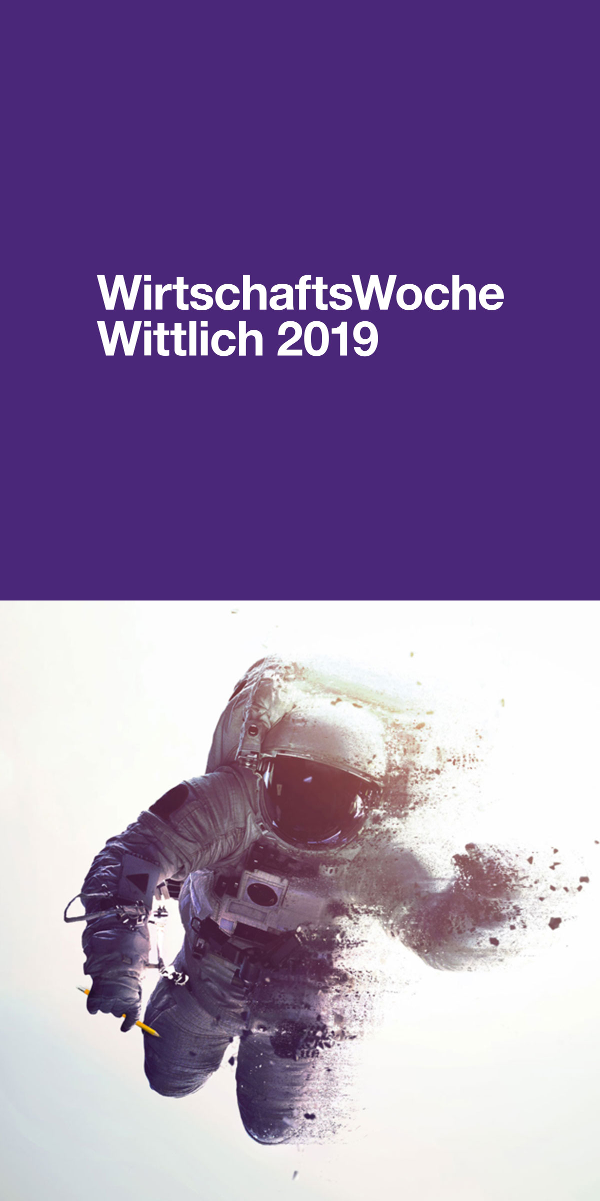 Website von WirtschaftsWoche Wittlich 2019