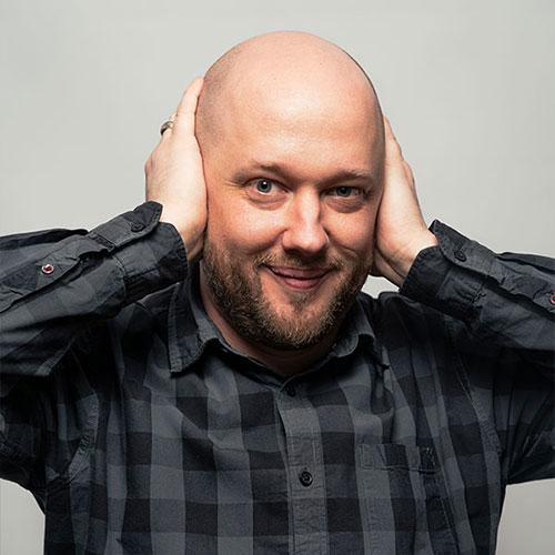 Timo Schweiger - Inhaber, Kundenbetreuung und Vertrieb