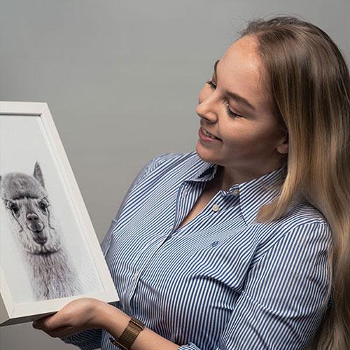 Tina Löwen - Design und Social Media