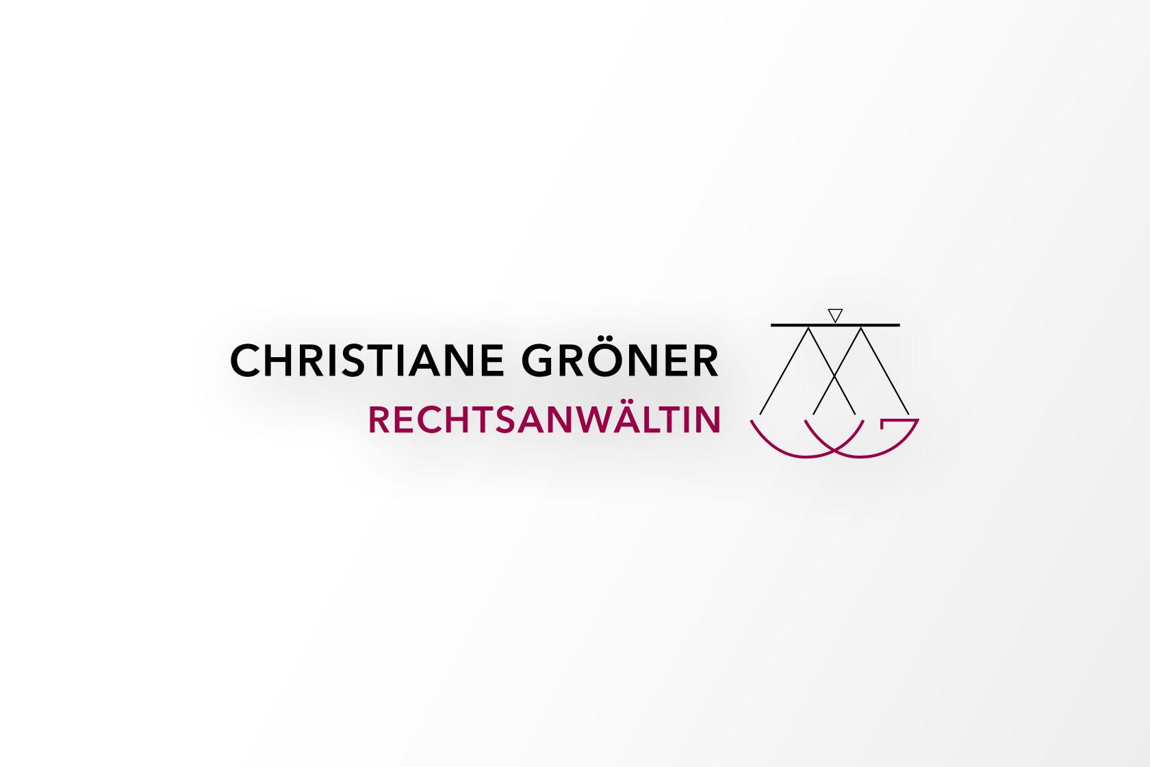 Christiane Gröner - Logo