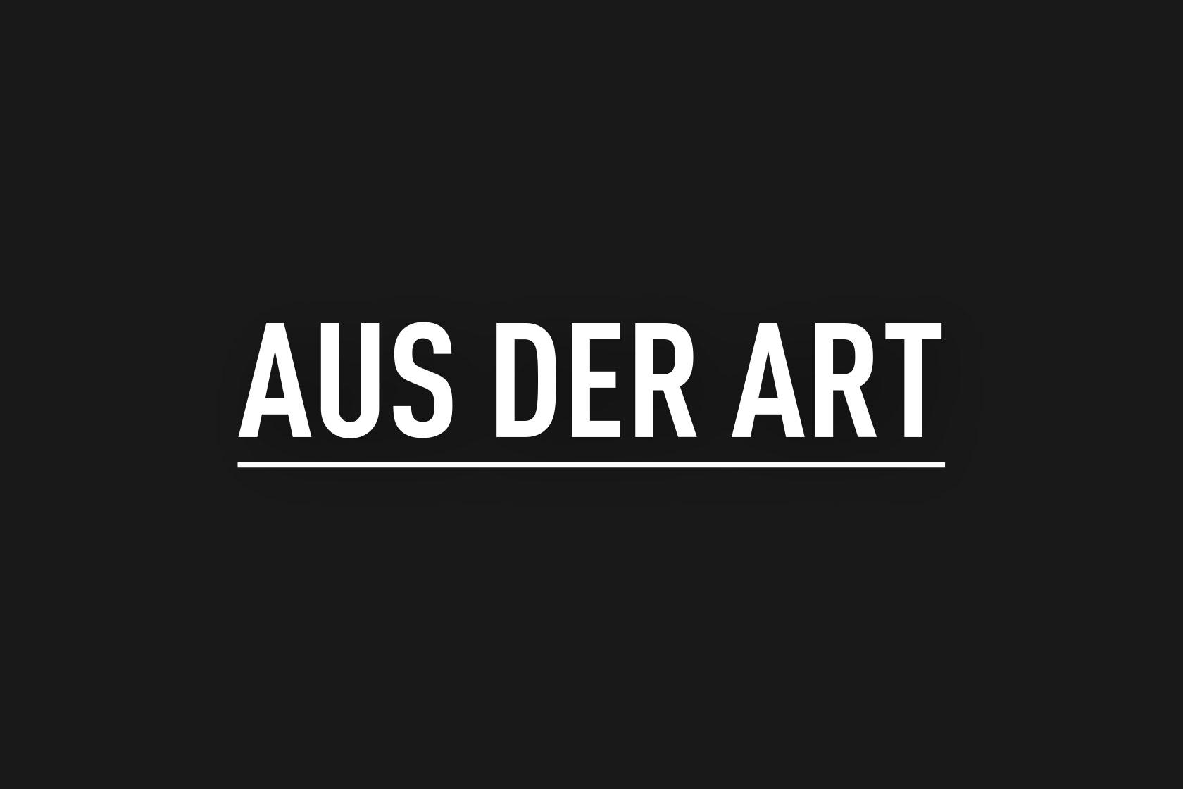 Aus der Art Logo