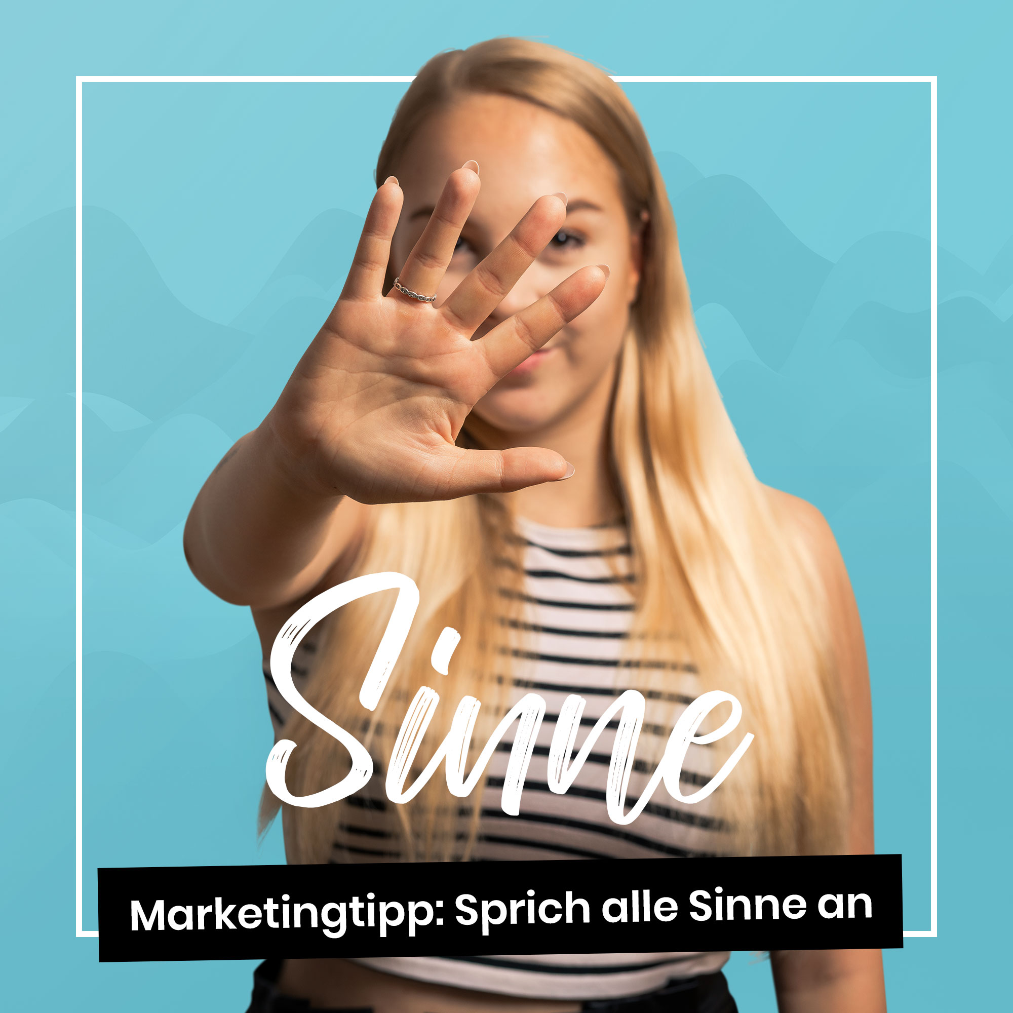 Marketing, das alle Sinne anspricht