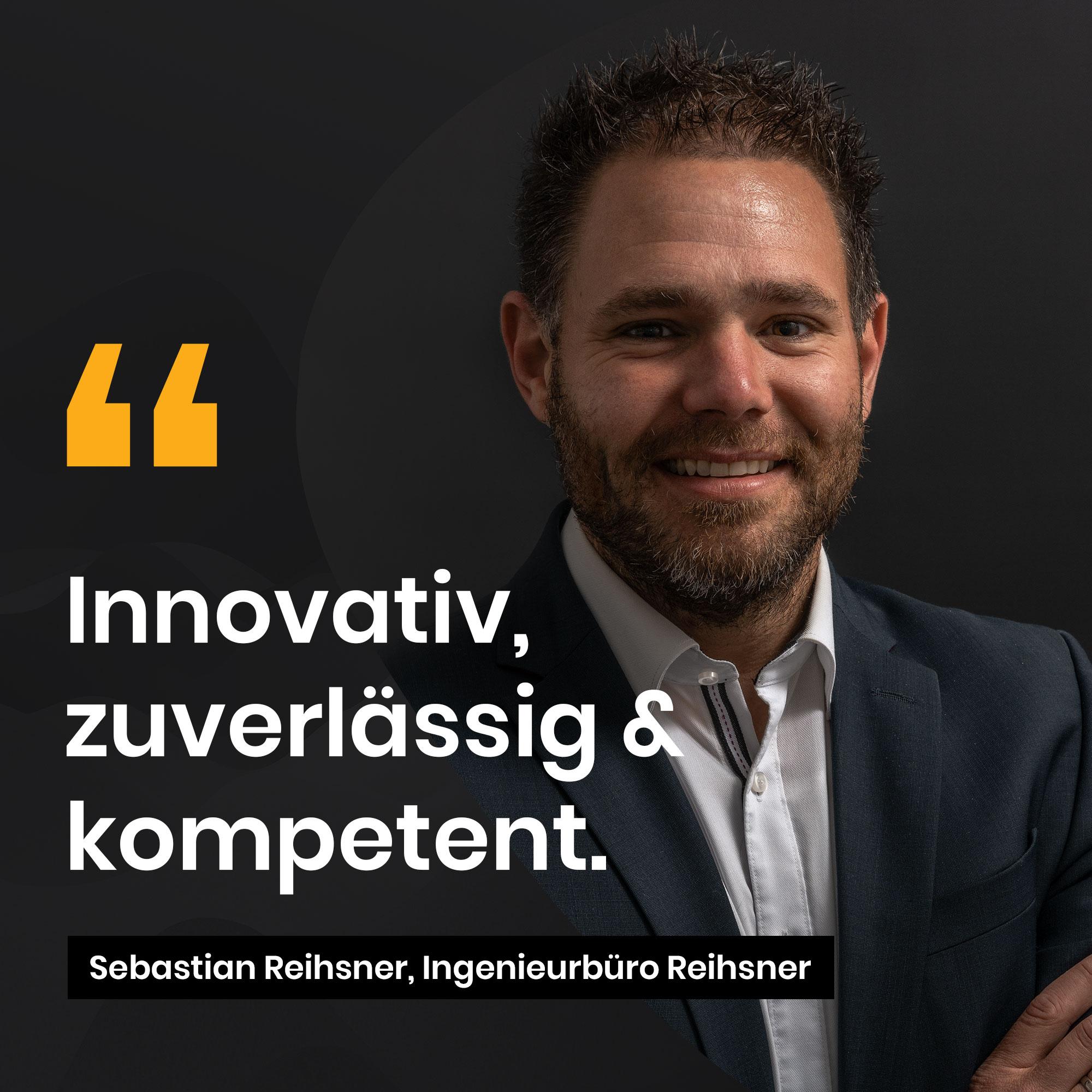 Sebastian Reihsner, Ingenieurbüro Reihsner