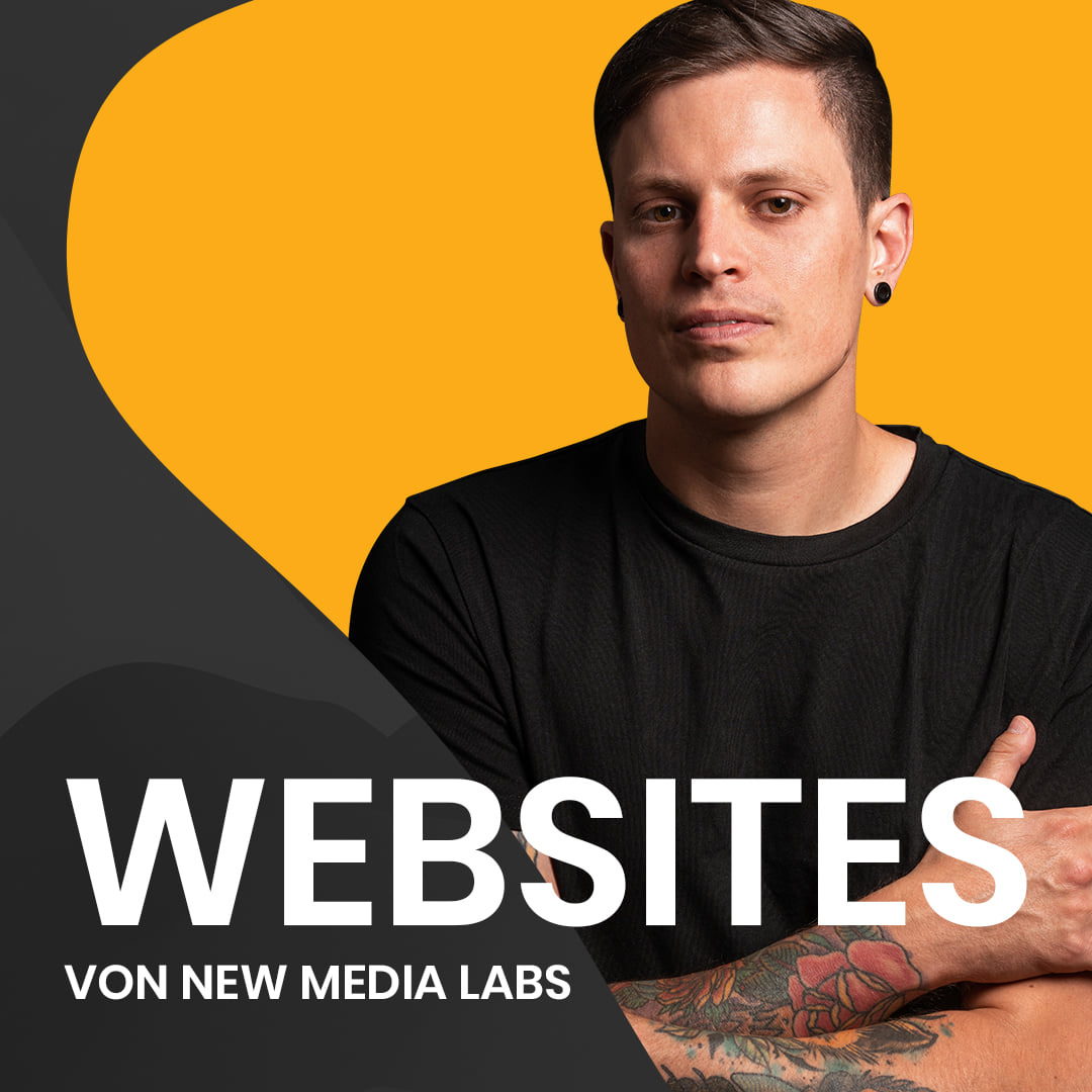 WEBSITE VON NEW MEDIA LABS