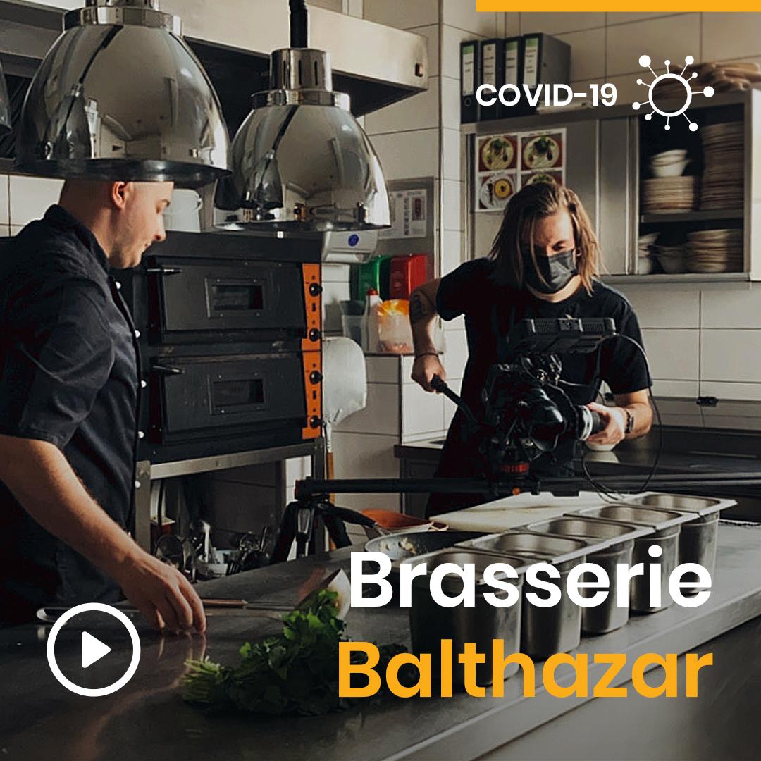 Brasserie Balthazar in Wittlich - Unser Film
