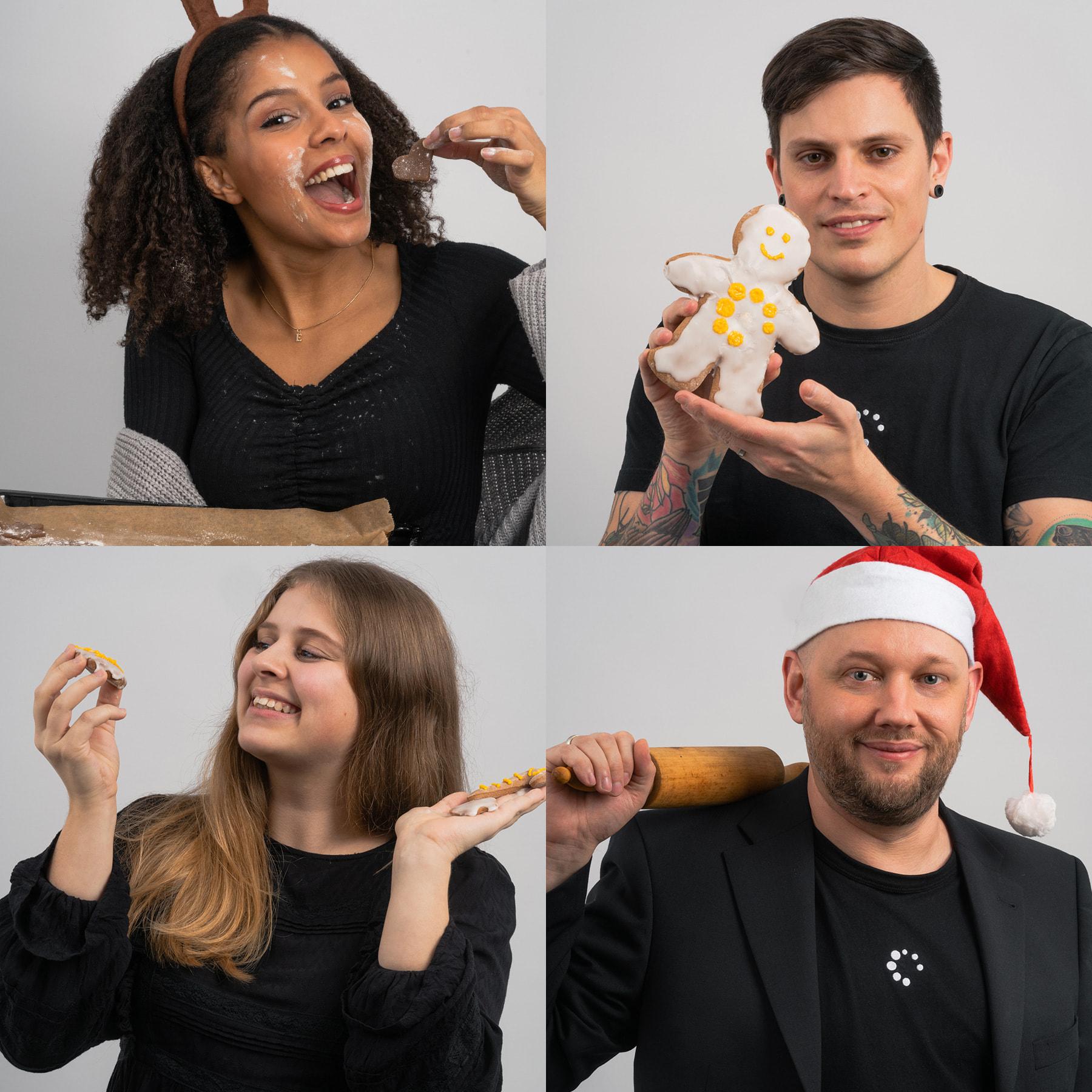 Frohe Weihnachten von new media labs