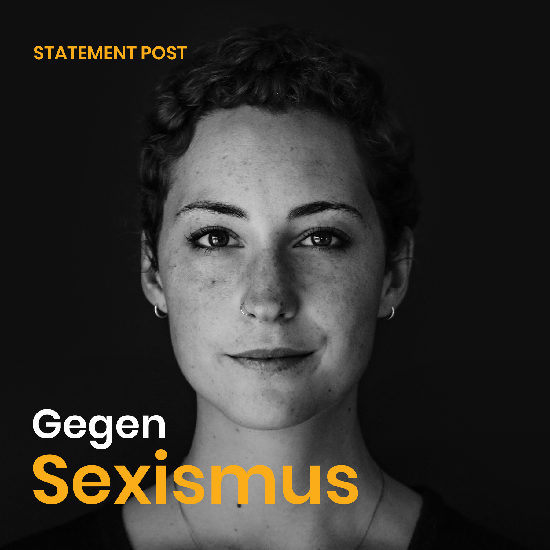 new media labs gegen Sexismus - Unser Statement