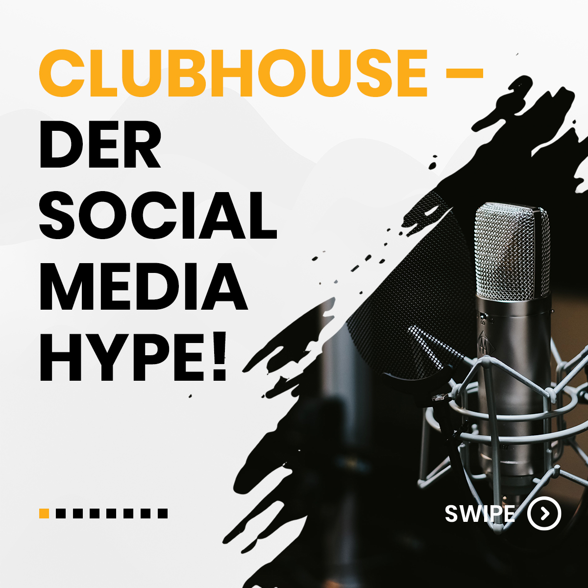 CLUBHOUSE 🎙️ Die aktuelle Social Media HYPE App!
