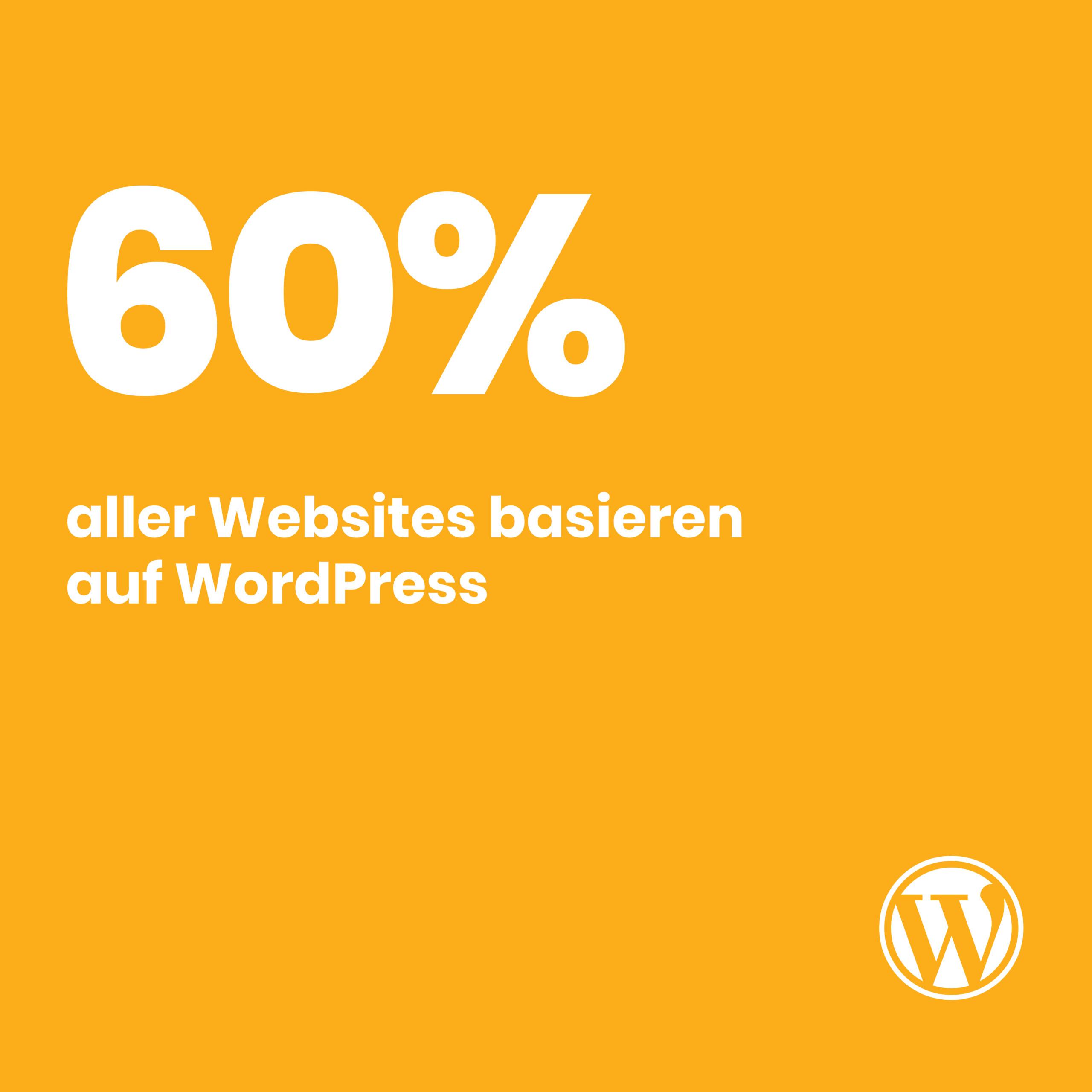 WordPress - Das meist eingesetzte CMS der Welt