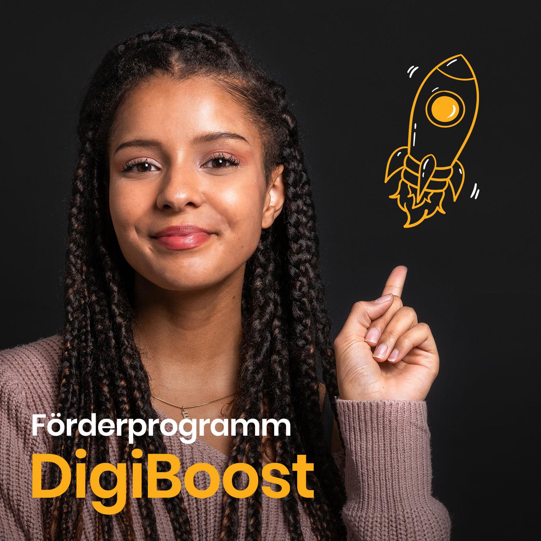 DigiBoost - Das Förderprogramm für Digitalisierung