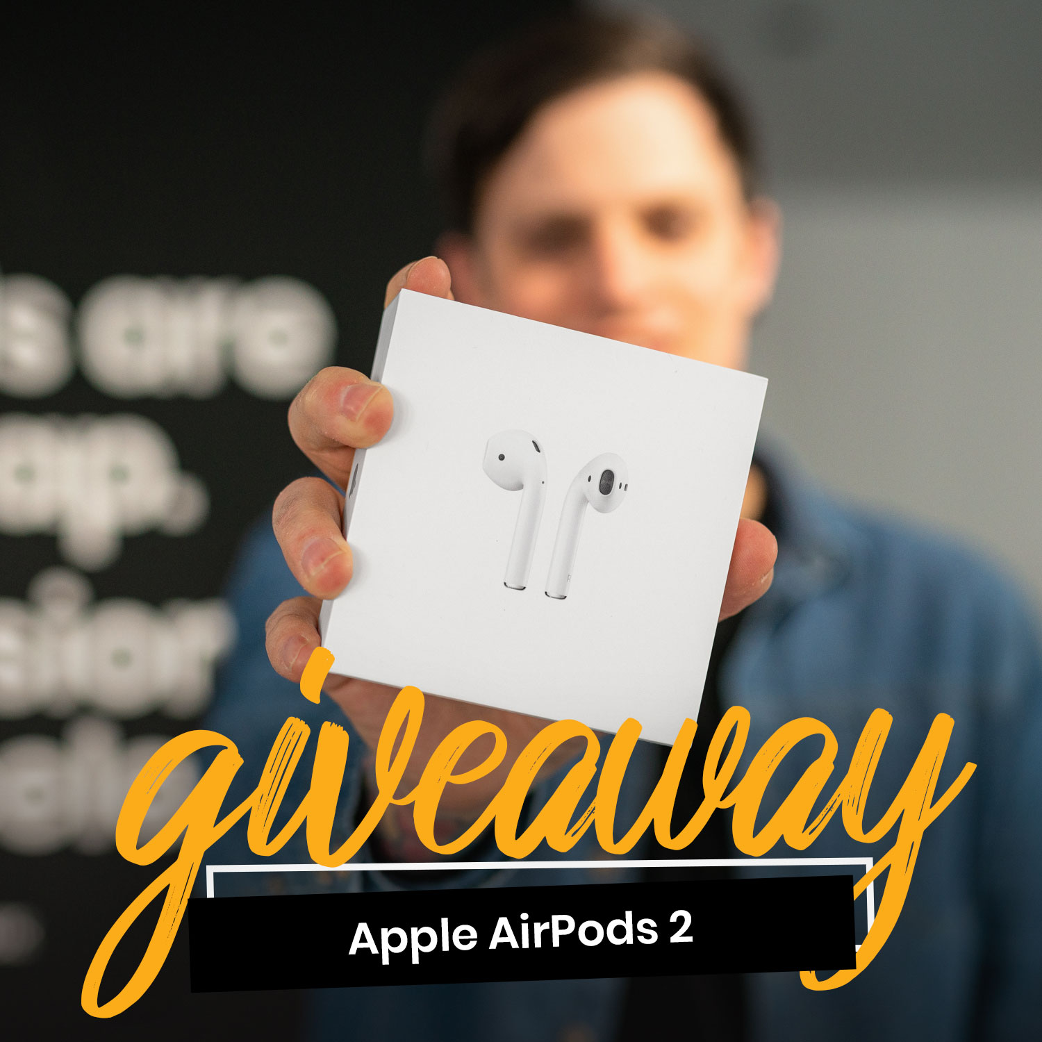 Giveaway - Apple AirPods 2