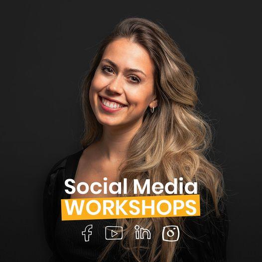 SOCIAL MEDIA WORKSHOPS 👍❤️