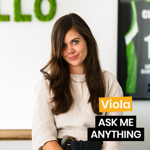 ASK ME ANYTHING ☝️ mit VIOLA