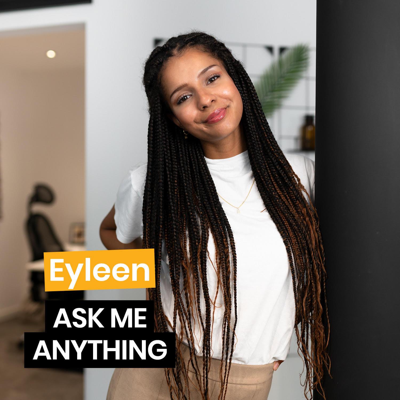 ASK ME ANYTHING ☝️ mit EYLEEN