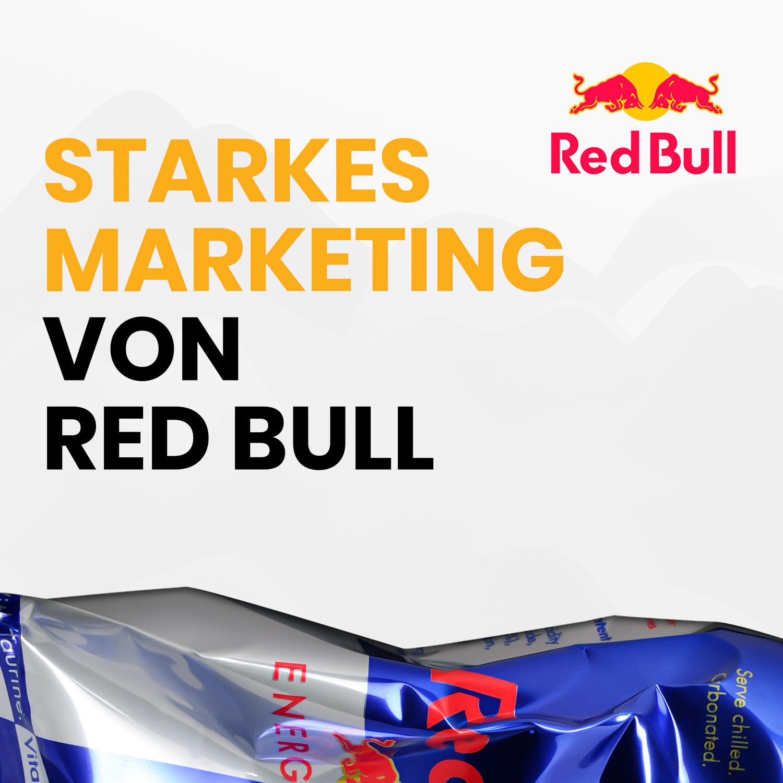 Starkes Marketing von Red Bull